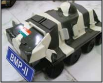 ARMOURED VEHICLES MODELS Img 3