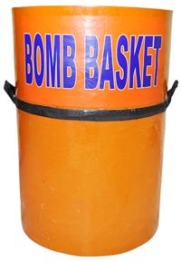 BOMB BIN BASKET