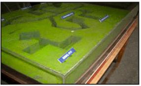 Field Fortification Model