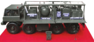 MDS STATIC MODEL ON TATRA VEHICLE-1-minghvg
