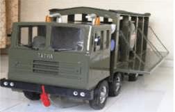 MDS STATIC MODEL ON TATRA VEHICLE -2-min