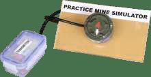 Simulated Mines-min